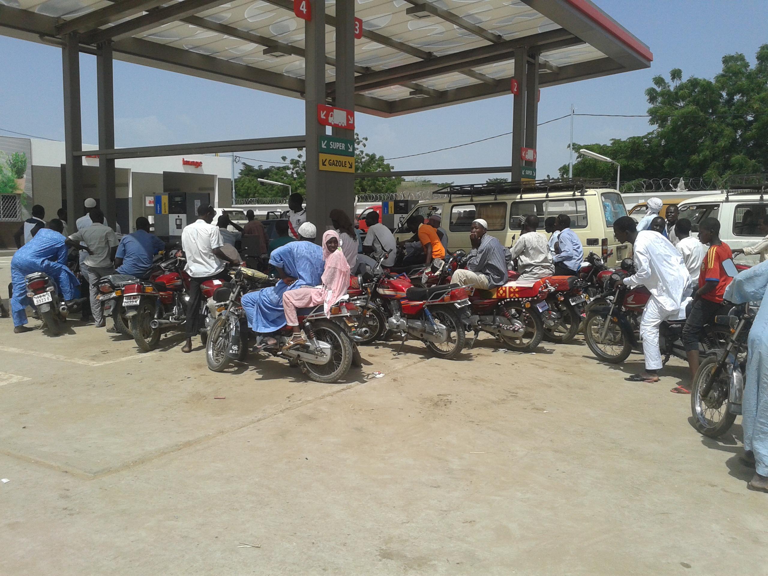 essence pénurie 2017