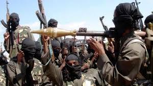 les combattants de BOKO HARAM