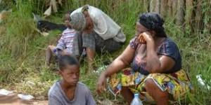 les victimes d'Ebola